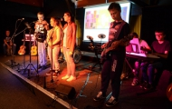 Muziekoptredens VSO 08