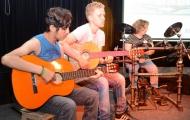 Muziekoptredens VSO 40
