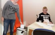 Uitslag verkiezingen - 09