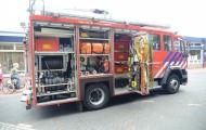 Bezoek brandweer